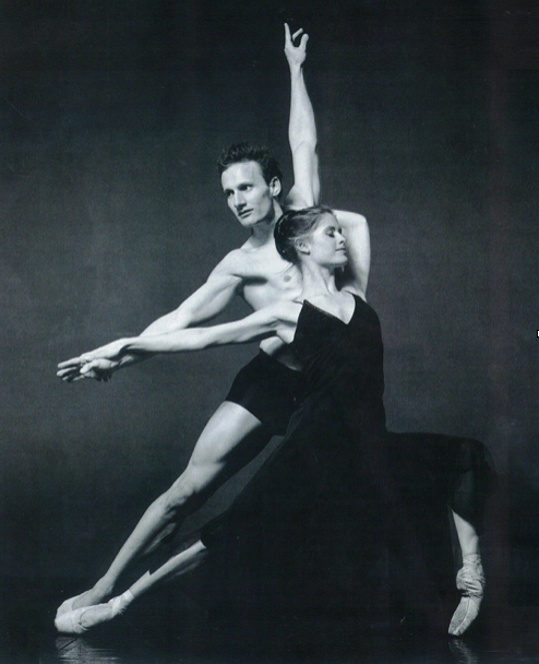 Lauryn Summerley & Andries Weideman. Photo by Patrick de Mervelac