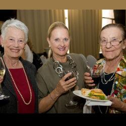 Jennifer Louw, Diane van Schoor, Louise Lombard.1