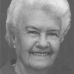 Ann Geddes 1922-2010